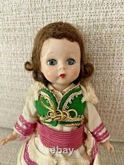 Madame Alexander-Kins Wendy Ann 8 Majorette 1955 only #482 SLW RARE HTF