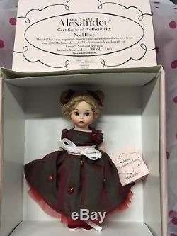Madame Alexander Lenox Noel Rose 45645 LE 60/1000