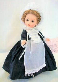 Madame Alexander Limited Edition REBECCA BRYAN BOONE 8 Doll -Very Rare Doll