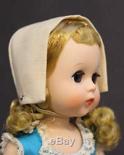 Madame Alexander Lissy Doll In Blue Street Dress