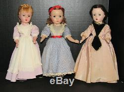 Madame Alexander Little Women Doll Set 1948-49 14 with HT Excellent