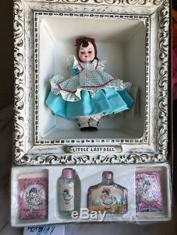 Madame Alexander Maggie Mixup LITTLE LADY in ready to Shadow Box