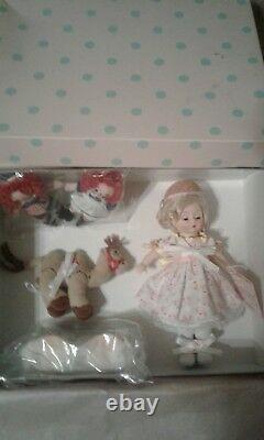 Madame Alexander Marcella Take a Trip with Raggedy Ann & Andy Doll MIB