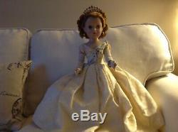 Madame Alexander Margaret Queen Elizabeth doll