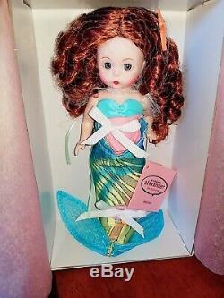 Madame Alexander Mermaid 69965 8 Rare Collectible Doll