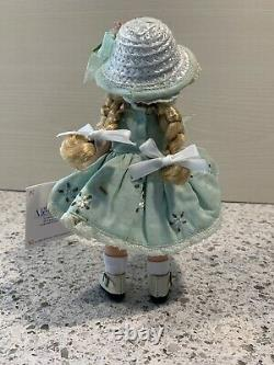 Madame Alexander Mint Tea Wendy- 8 Inch Doll With Box And Tag. Very Rare