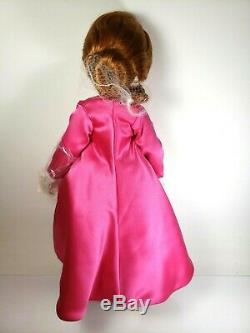 Madame Alexander SOCIETY STROLL CISSY Doll 21 Red Hair with Hang Tag
