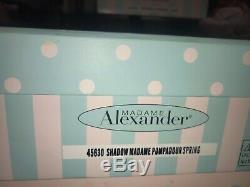 Madame Alexander-Sold Out NRFB 45630 Shadow Madame Pompadour Spring Cissette