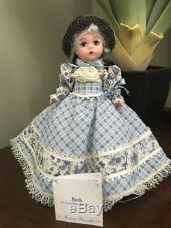 Madame Alexander The Little Women Collection 1999 5 Dolls
