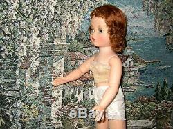 Madame Alexander Vintage Beautiful Cissy 20 Or 21 Tall Great Face Hair More