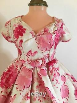 Madame Alexander Vintage Cissy Doll 1958 Camellia Ball Gown RARE & EXQUISITE