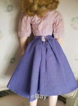 Madame Alexander Vintage Cissy Skirt and Blouse 1957