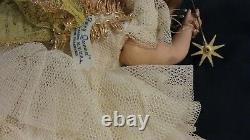 Madame Alexander Vintage Composition Fairy Queen Doll