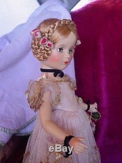 Madame Alexander Vintage Composition Mint Margaret Obrien Karen Ballerina Doll