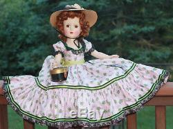 Madame Alexander Vintage Doll Glamour Girl AO LWD $$