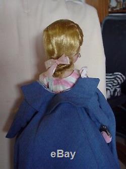 Madame Alexander Vintage Hard Plastic Mint Cissy Doll So Beautiful In Winter Co