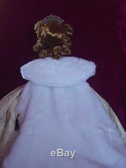Madame Alexander Vintage Hard Plastic Mint Margaret-face Princess Elizabeth Doll