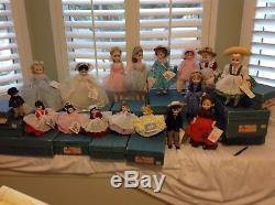 Madame Alexander Vtg. Doll Collection