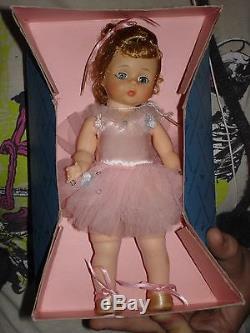 Madame Alexander Wendy Ballerina MINT IN BOX