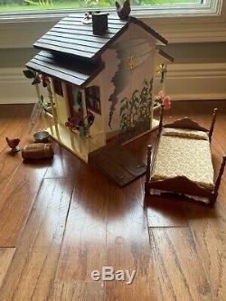 Madame Alexander Wizard Of Oz Trunk House, Theres No Place Like Home, New