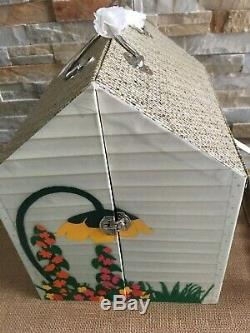 Madame Alexander Wizard of Oz 8 Doll HOUSE TRUNK CASE withaccessories +COA