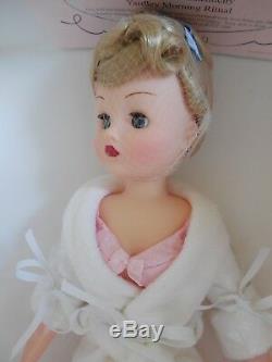 Madame Alexander Yardley Morning Ritual 21 Cissy Doll Le # 334 /500 Coa Nrfb