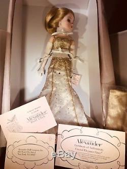 Madame Alexander doll 47445 Crystal Elegance Cissy NIB MINT LE 50