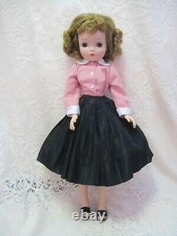 Madame Alexander hard to find Librarian outfit for Cissy, circa 1958, NO DOLL