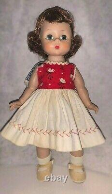 Madame Alexander-kins 1957 #354 After-School Wendy BKW