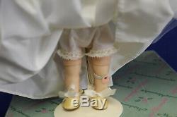 Madame Alexander-kins 1957 BRIDE Doll withBox TERRIFIC