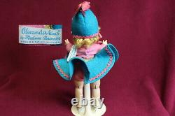 Madame Alexander-kins Blonde Doll tagged Skater Outfit
