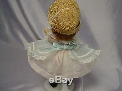 Madame Alexander-kins SLW Auburn'MAYPOLE' 1955 Doll GORGEOUS