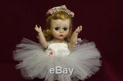 Madame Alexander-kins SLW Doll'Wendy Loves Her Ballet Lessons