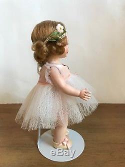 Madame Alexander-kins Vintage Doll 1953 SLW #554 Ballerina MIBWT Box & Tag RARE