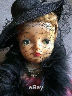 Madame Alexander vintage Cissy Doll Creole Beauty