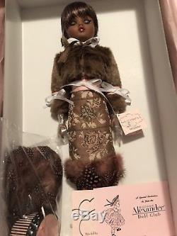 Madame alexander vanity fair cissy 21 AA Doll