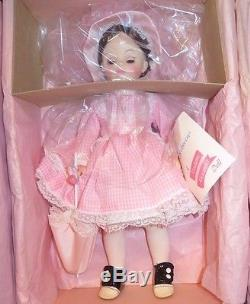 NEW Vintage Madame Alexander Dolls Lot Of 7 Antique Never Removed From Boxes