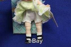 NMIB Madame Alexander-kins BKW Blonde DOLL withBox and Hang Tag