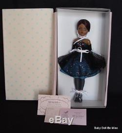 New Madame Alexander Shimmering Touch Cissy 21 Doll