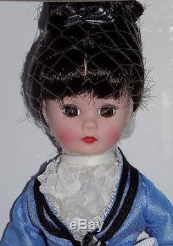 Nmib Madame Alexander Alice In Wonderland Alice Lidell10 Doll #69940
