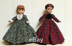Original Little Women dolls 1948 Jo and Marme