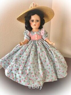 Petite & AO Vintage MA Composition 11 Scarlett OHara withWendy Ann Face