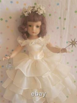 RARE 1948 Madame Alexander STORY PRINCESS 14 Doll ZCMI Dept Store EXCLUSIVE