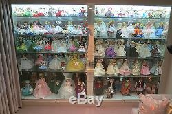 RARE MASSIVE 148 Madame Alexander Doll Collection with Boxes 70's & 80's Lot