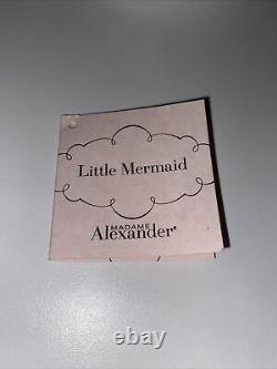 RARE Madame Alexander Doll Storyland Collection Little Mermaid 42550