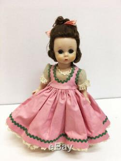 RARE Madame Alexander Kins VINTAGE 8 Little Women 1955 Original SLW BETH Doll