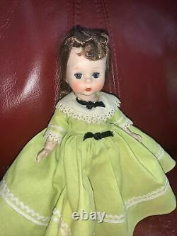 RARE Madame Alexander Kins VINTAGE 8 Little Women 1955 Original SLW JO Doll
