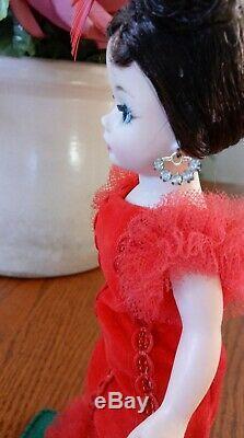 RARE Vintage Klondike Kate 10 Madame Alexander Cissette Syle Doll