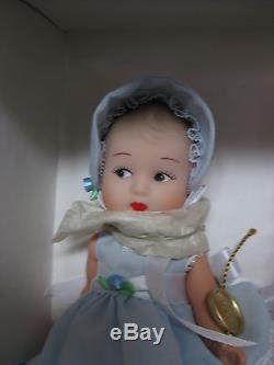 Rare Htf Madame Alexander Dionne Quintuplets With Carousel 5 Dolls Set 12230 Nib