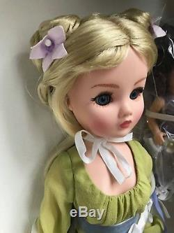 Rare Madame Alexander MADCC 2008 CISSY Centerpiece 2 Doll Set LE 40 MIB
